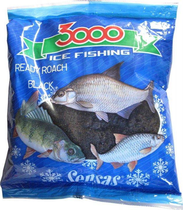 Прикормки для белой рыбы